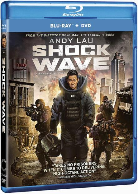 Shock Wave (2017) WEBRip HC ENG SUBS - SHADOW