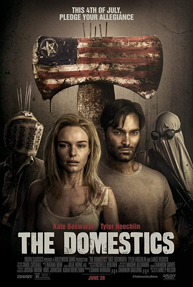 The Domestics 2018 HDRip AC3 X264-CMRG