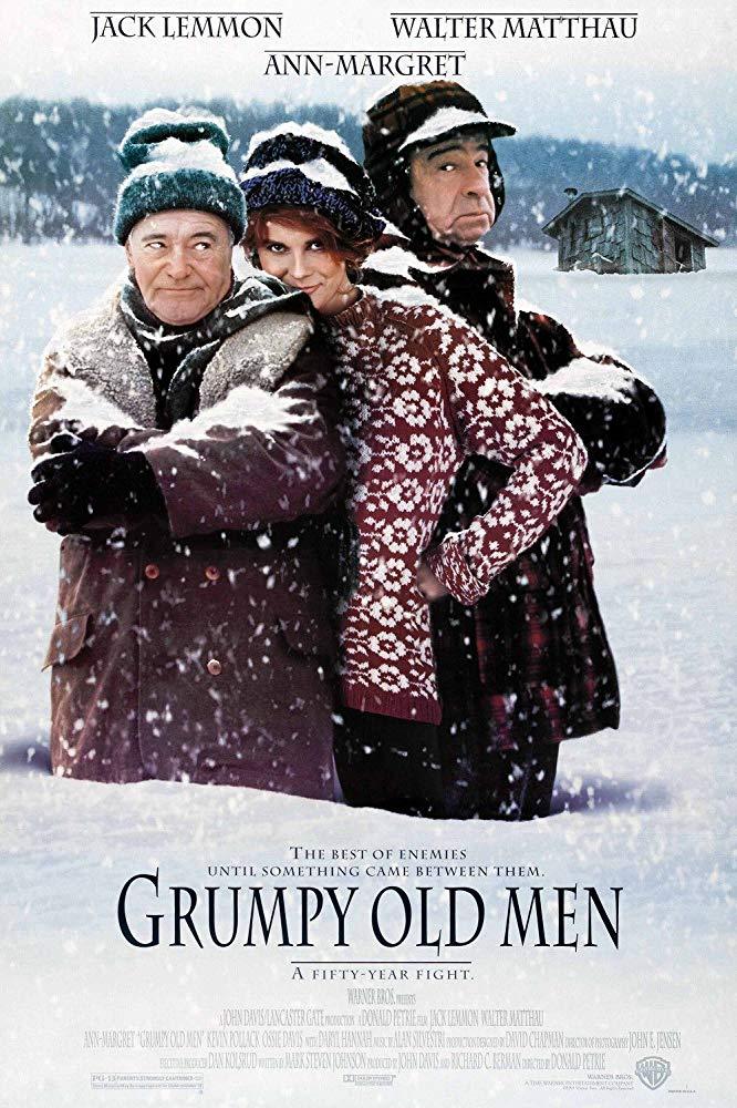 Grumpy Old Men 1993 BRRip XviD MP3-XVID