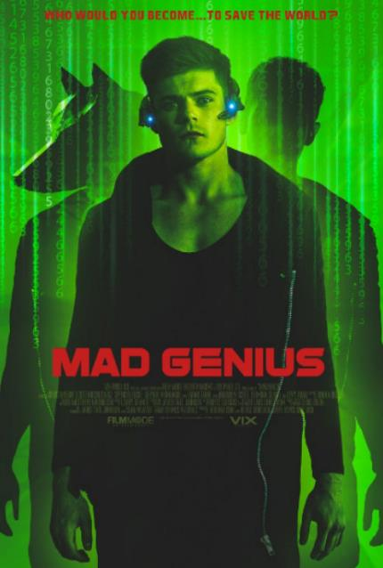 Mad Genius (2018) 720p WEB-DL DD5.1 X264-CMRG