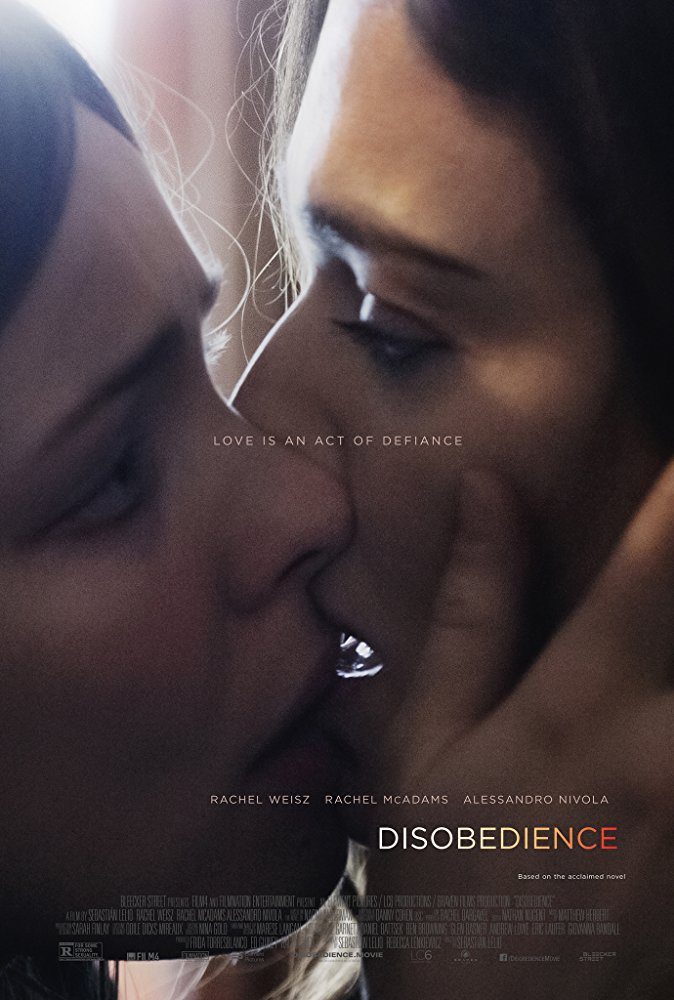Disobedience 2018 BRRip XviD AC3-EVO
