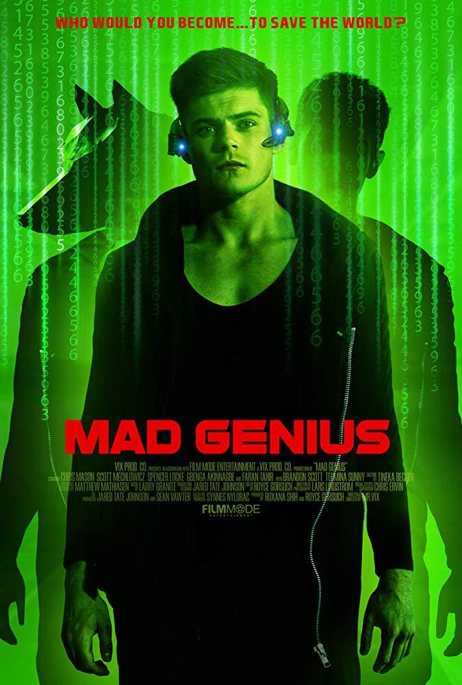 Mad Genius (2017) [WEBRip] [720p] YIFY