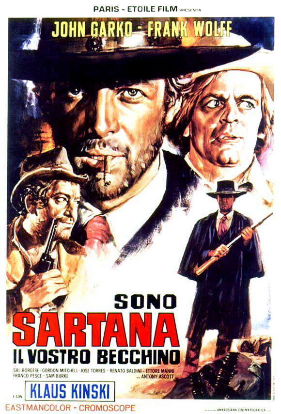 I Am Sartana Your Angel of Death 1969 ITALIAN BRRip XviD MP3-VXT