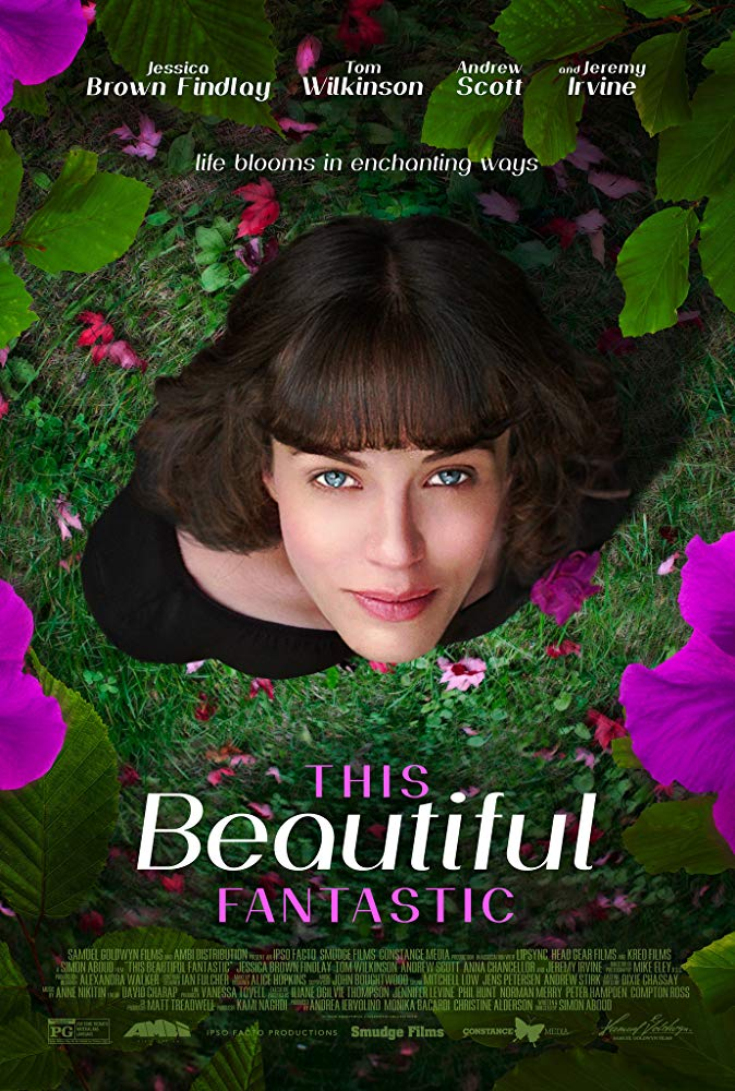 This Beautiful Fantastic (2016) 720p HDRip x264-titler