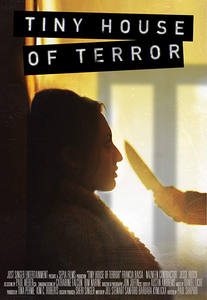 Tiny House of Terror (2017) 720p WEB-DL x264 700MB ESubs - MkvHub