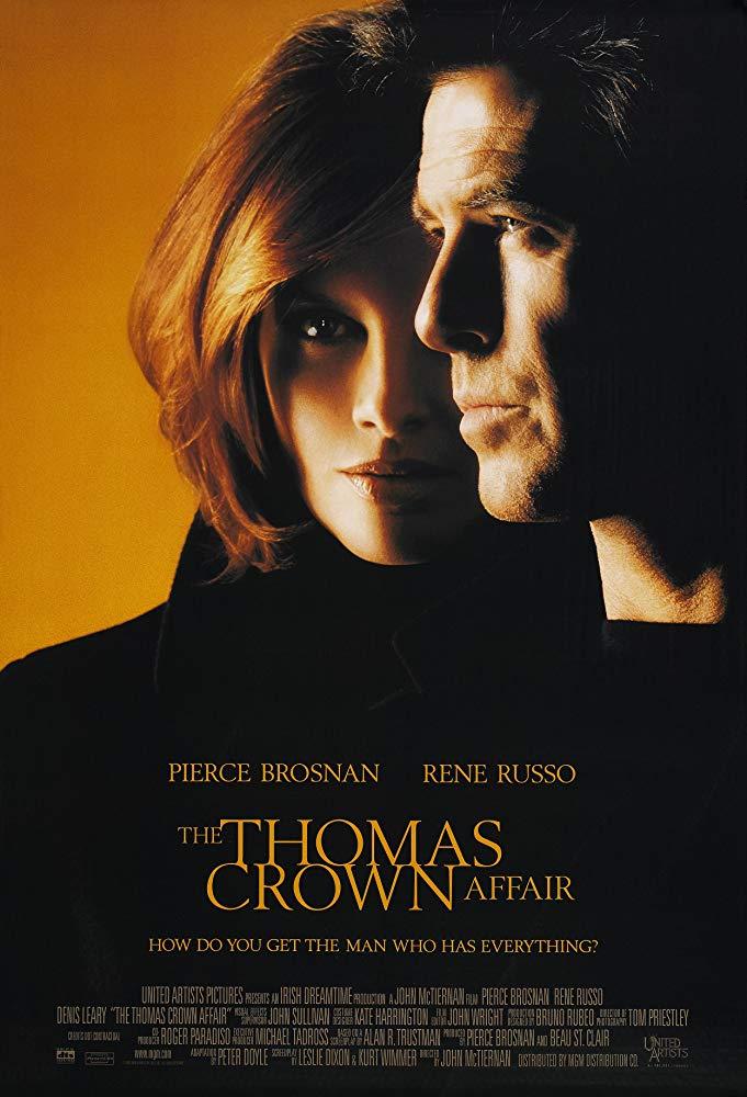 The Thomas Crown Affair 1999 BRRip XviD MP3-XVID