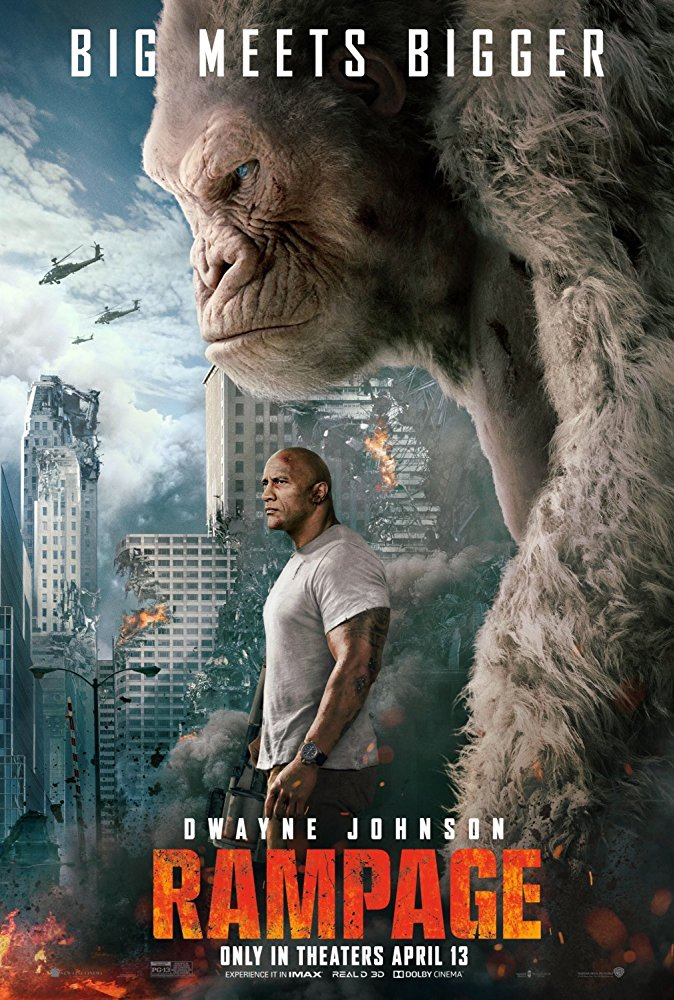 Rampage 2018 BDRip XviD AC3-iFT