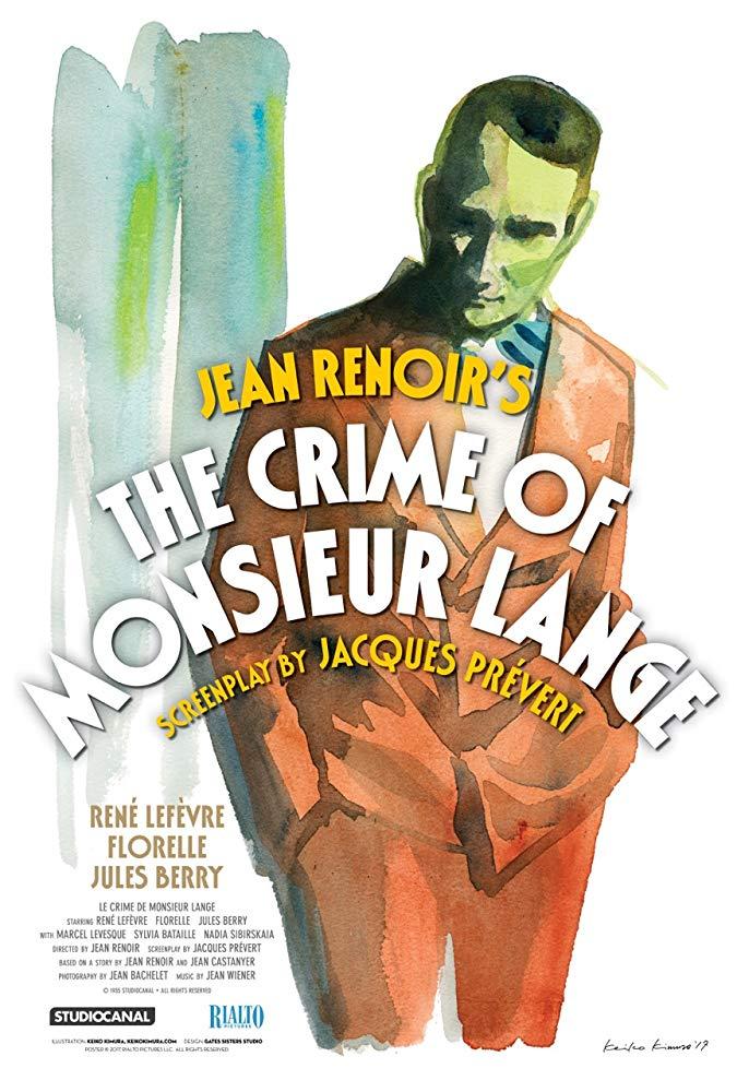 The Crime of Monsieur Lange 1936 BDRip x264-BiPOLAR