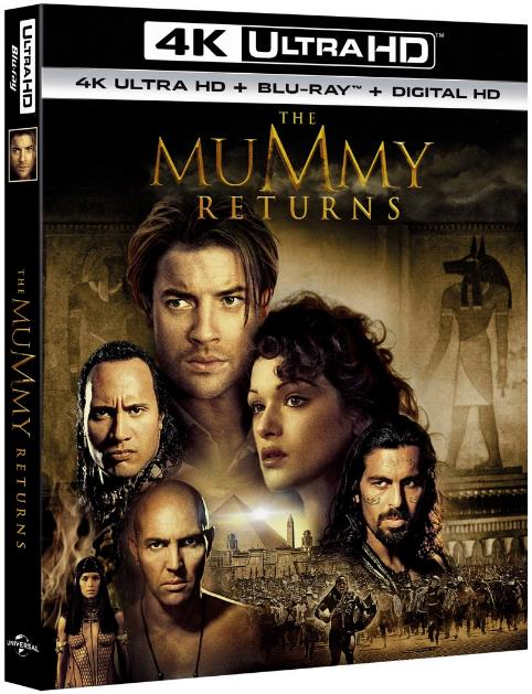 The Mummy Returns (2001) 1080p BluRay x264 Dual Audio [English+Hindi]-DLW