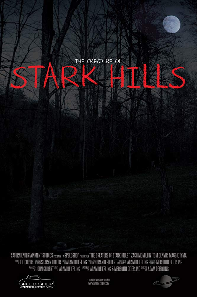 The Creature Of Stark Hills (2017) WEBRip x264 - SHADOW
