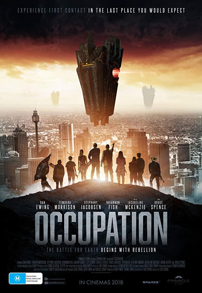 Occupation 2018 WEB-DL XviD AC3-FGT
