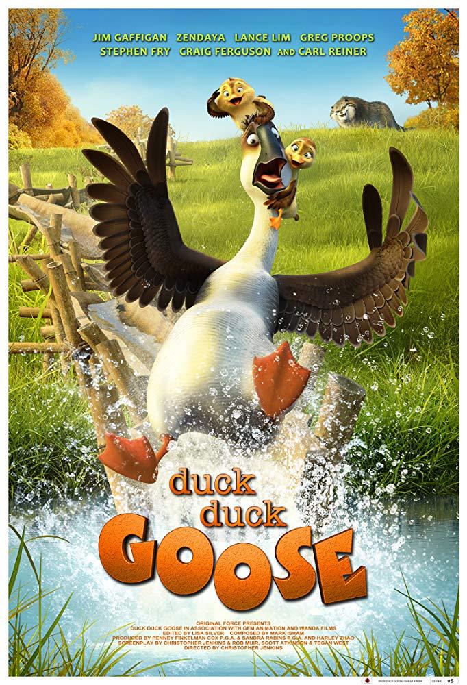Duck Duck Goose 2018 720p HDRip X264 AC3-EVO[TGx]