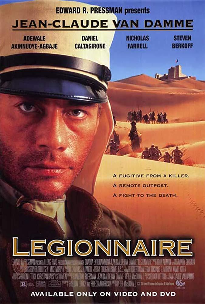 Legionnaire (1998) [BluRay] [720p] YIFY