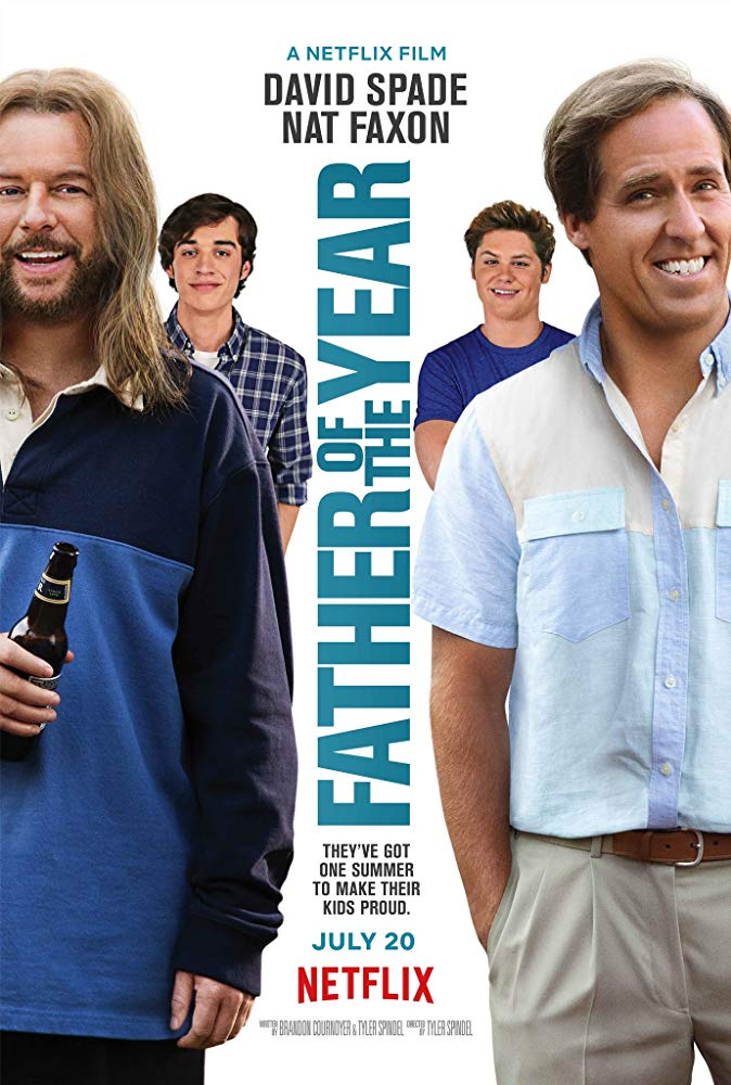 Father of the Year (2018) 720p WEB-DL x264 700MB ESubs - MkvHub