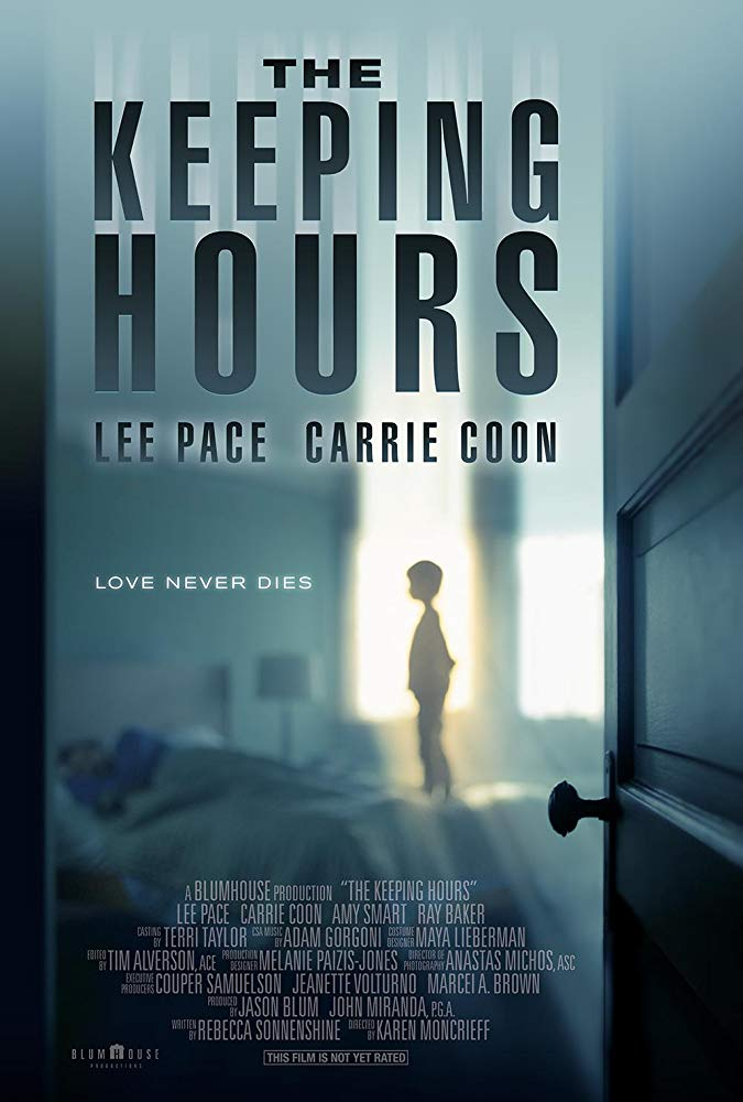 The Keeping Hours 2018 HDRip AC3 X264-CMRG