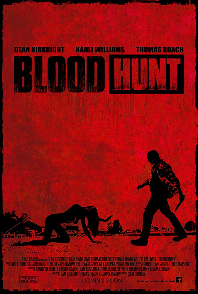 Blood Hunt 2017 BDRip X264 AAC With Sample LLG
