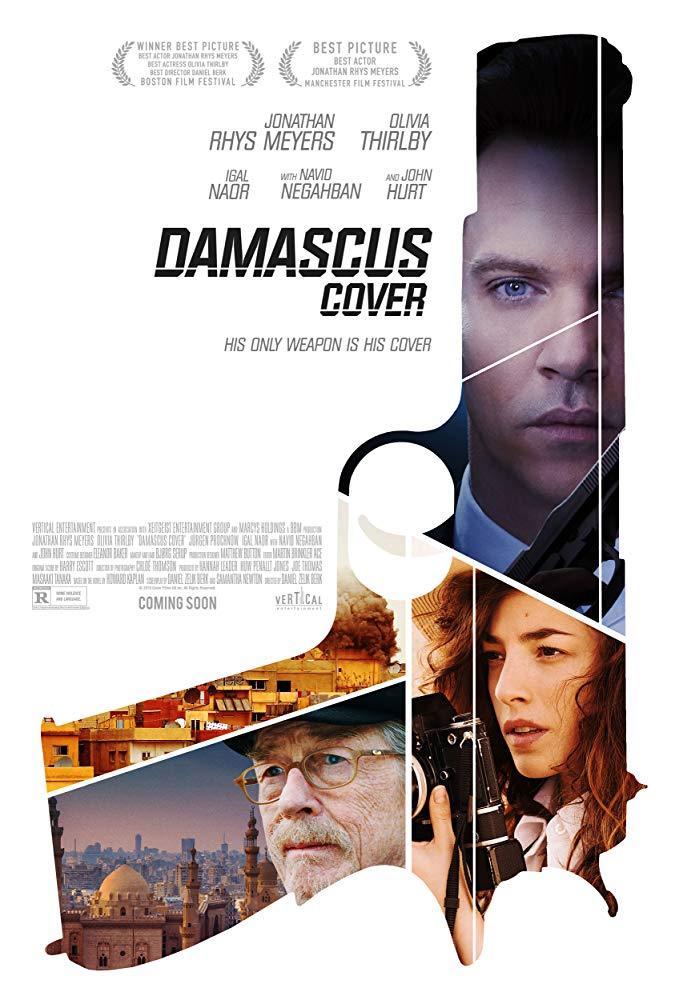 Damascus Cover 2017 720p WEB-HD 675 MB - iExTV