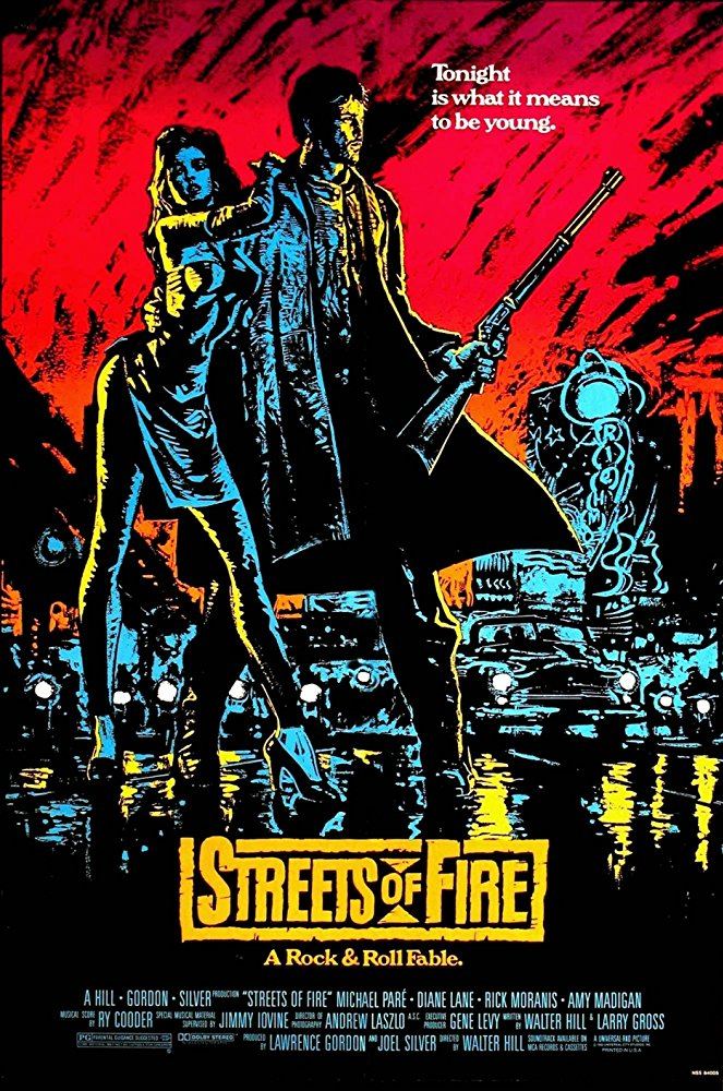 Streets of Fire (1984) [BluRay] [720p] YIFY