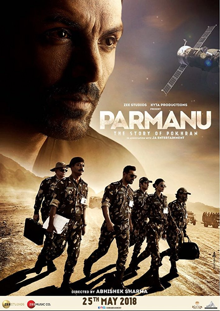 Parmanu The Story of Pokhran (2018) [BluRay] [1080p] YIFY