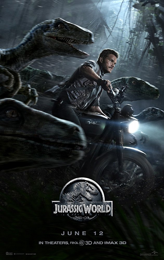 Jurassic World 2018 V2 HC HDRip XviD AC3-EVO[TGx]