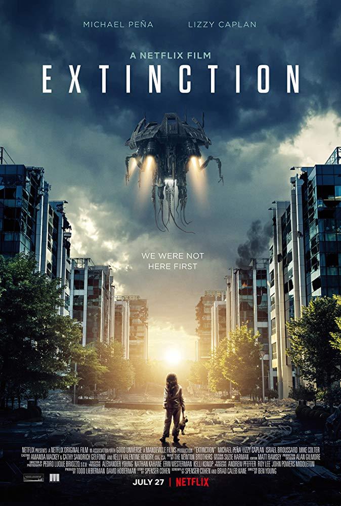 Extinction 2018 1080p NF WEBRip x265 HEVC 6CH-MRN