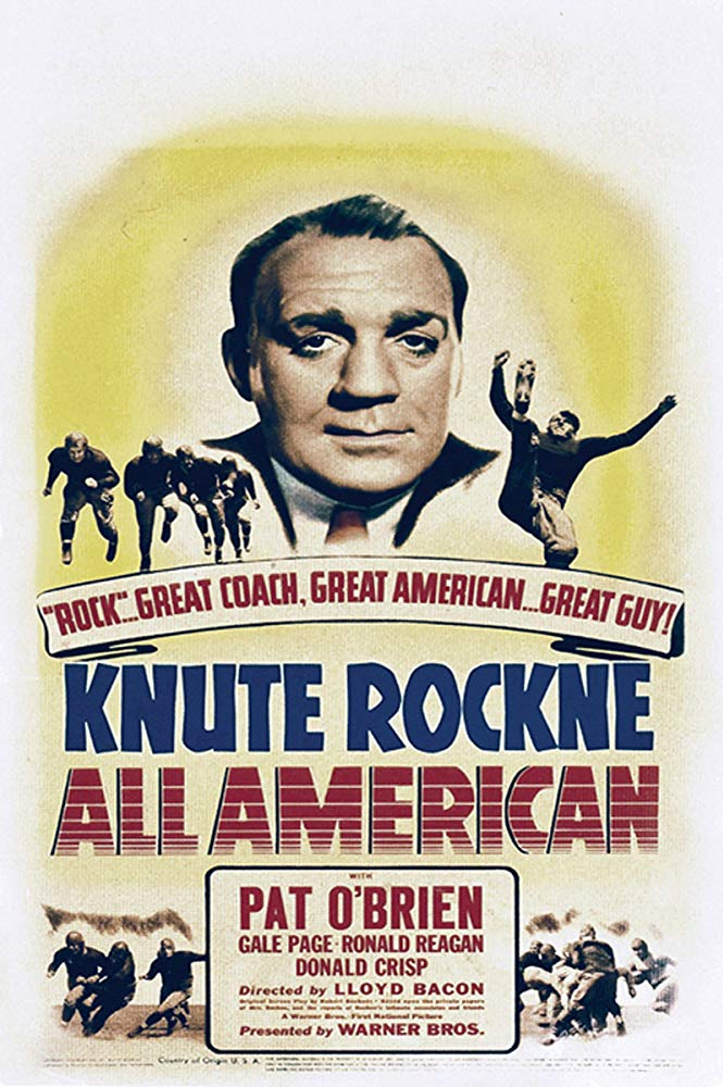 Knute Rockne All American 1940 WEBRip x264-ION10