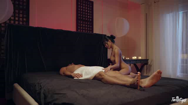TwistysHard 18 07 29 Ember Snow Massaging One Out XXX