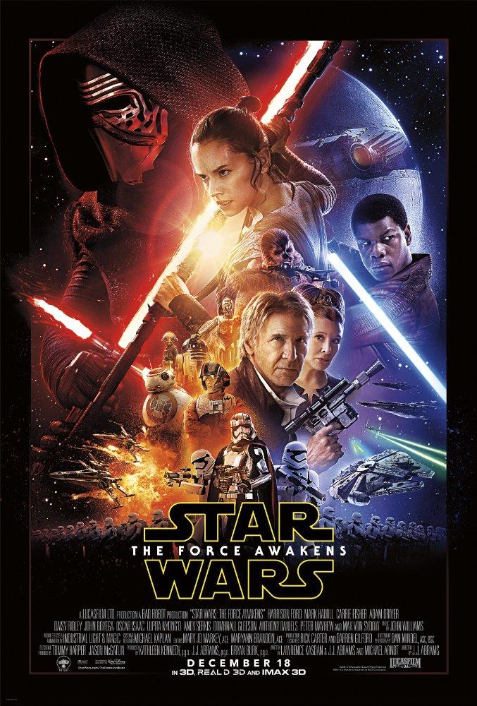 Star Wars The Force Awakens (2015) [BluRay] [720p] YIFY
