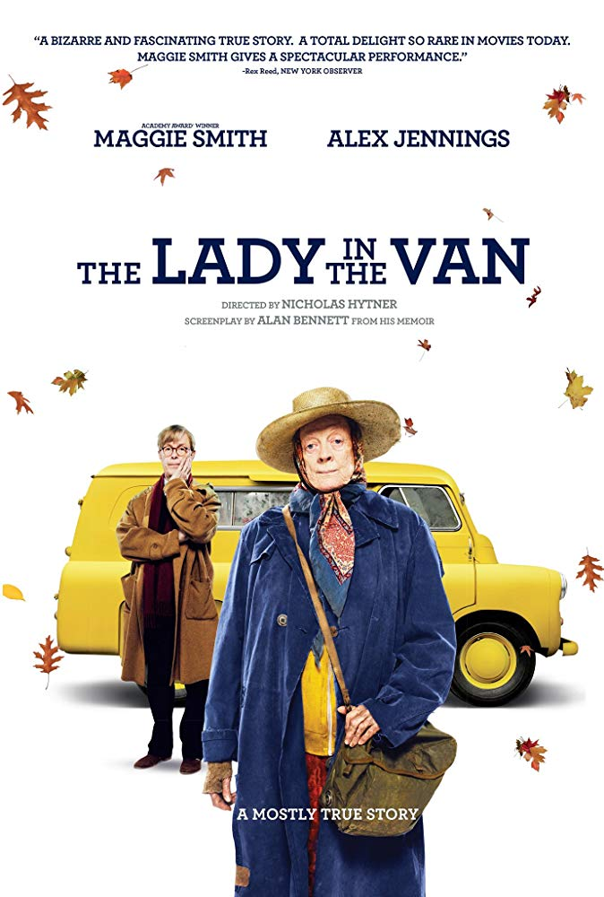 The Lady in the Van (2015) [BluRay] [720p] YIFY