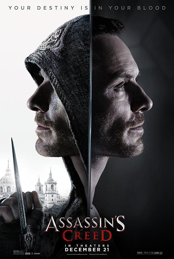 Assassin's Creed (2016) [BluRay] [720p] YIFY