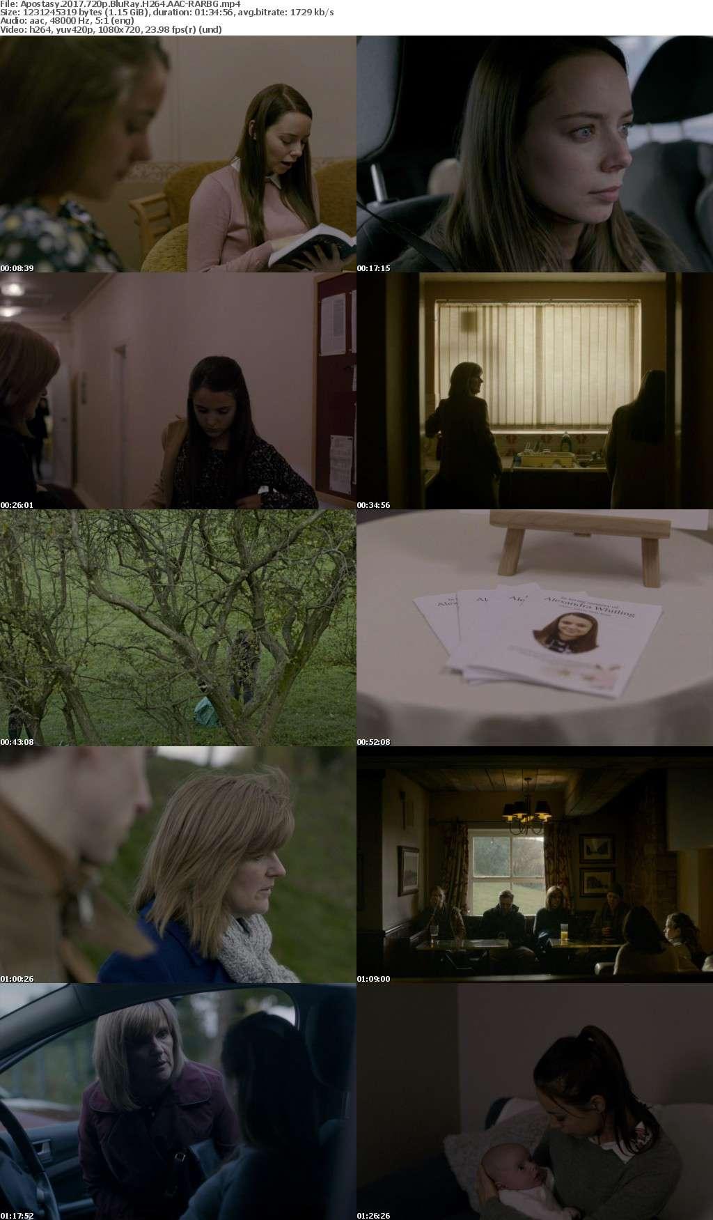 Apostasy 2017 720p BluRay H264 AAC-RARBG