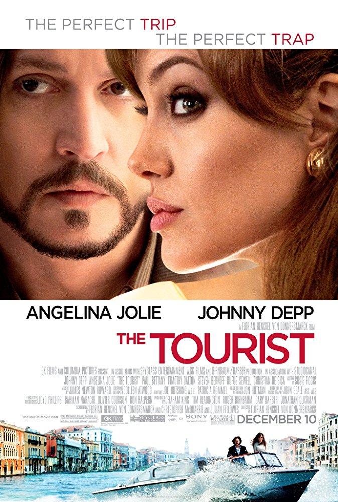 The Tourist (2010) [BluRay] [720p] YIFY