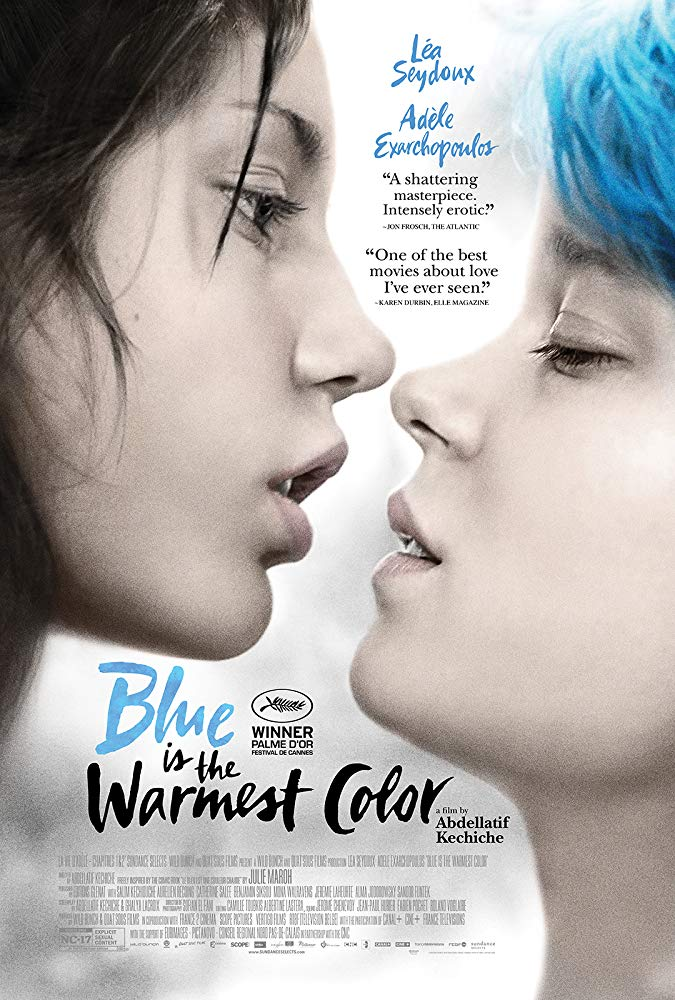 Blue Is the Warmest Color (2013) [BluRay] [720p] YIFY
