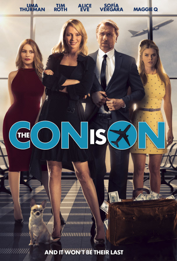 The Con Is On 2018 BDRip X264 With Sample LLG