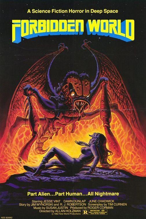 Forbidden World 1982 720p BluRay H264 AAC-RARBG