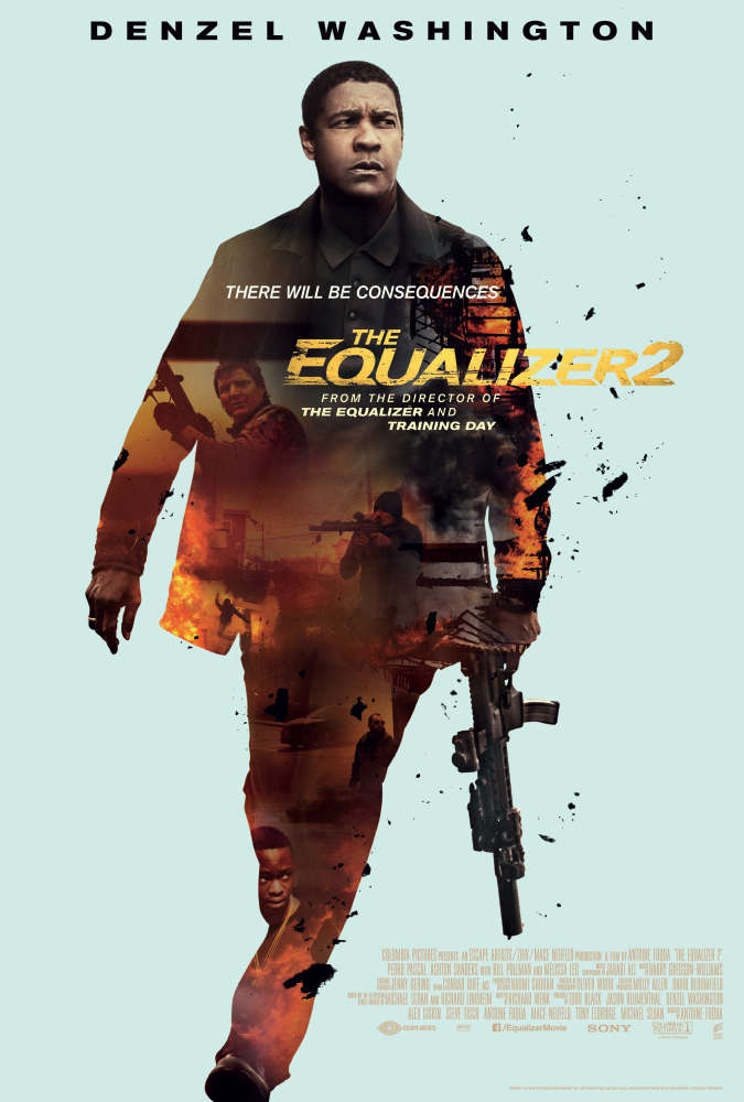 The Equalizer 2 2018 720p HDCAM AC3 LLG