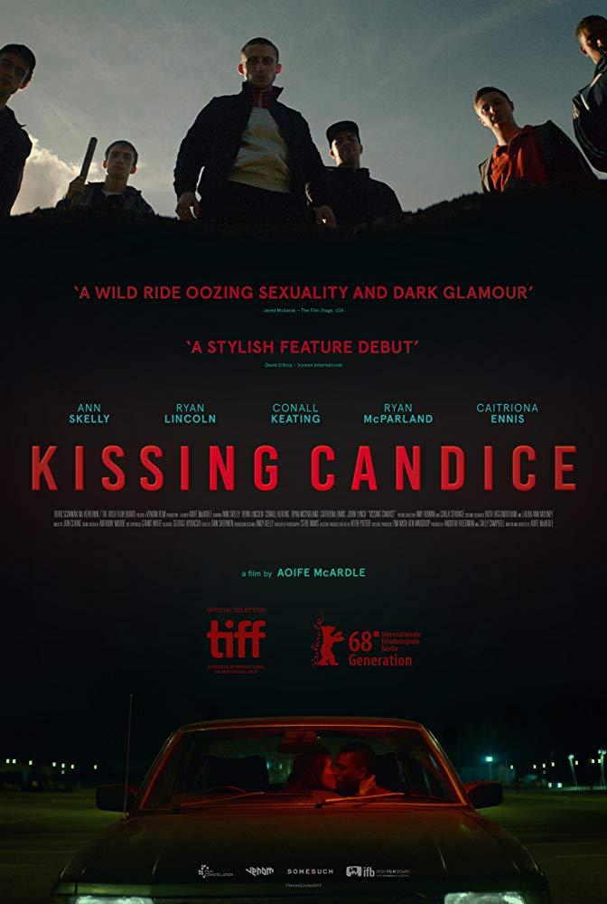 Kissing Candice 2017 720p BRRip 800 MB - iExTV