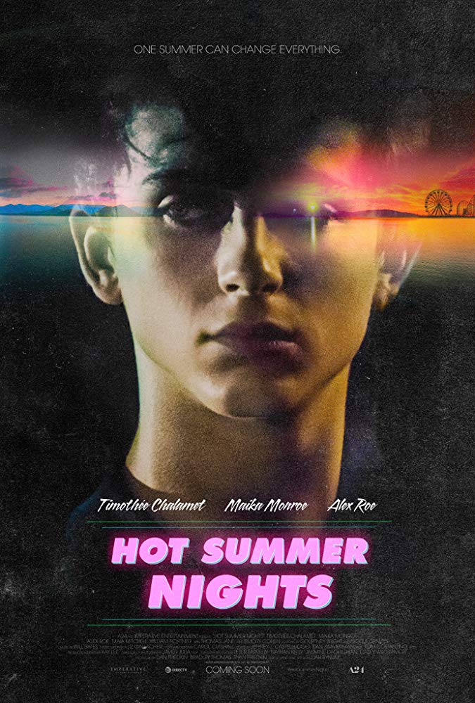 Hot Summer Nights 2017 WEB-DL XviD MP3-FGT