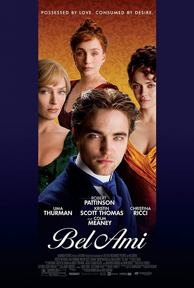 Bel Ami 2012 BRRip XviD MP3-XVID