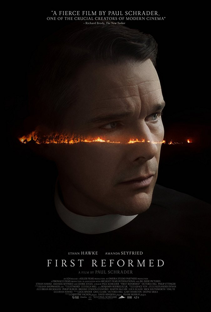 First Reformed (2017) 720p WEB-DL x264 ESub MW