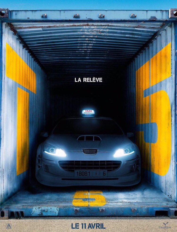 Taxi 5 (2018) ENG SUBS BRRip x264 - SHADOW