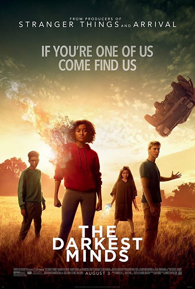 The Darkest Minds 2018 NEW 720p HDCAM-1XBET