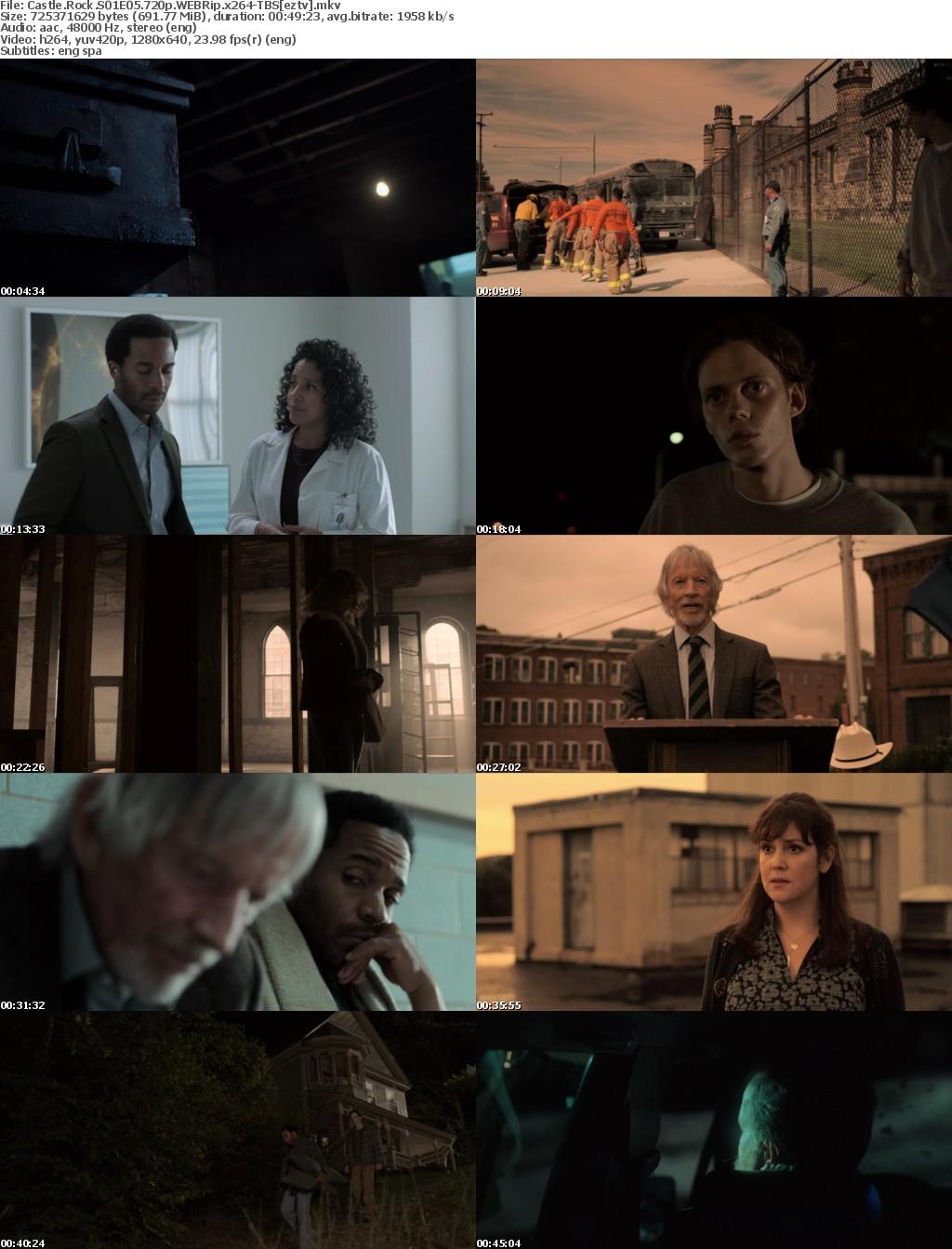 Castle Rock S01E05 720p WEBRip x264-TBS