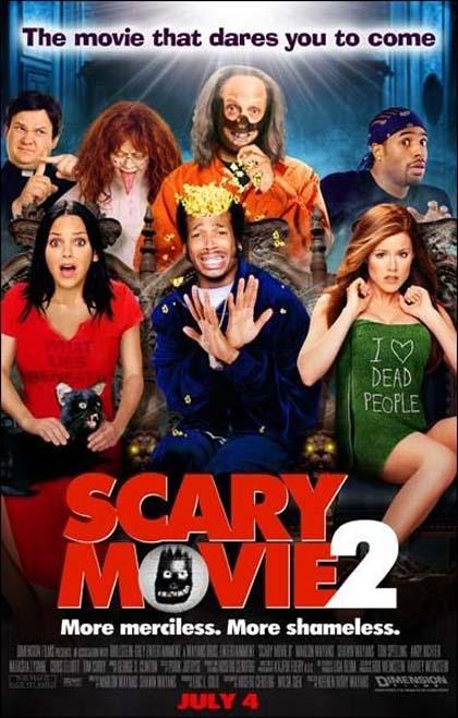 Scary Movie 2 2001 HDRIP H264 AC3-5 1-RypS
