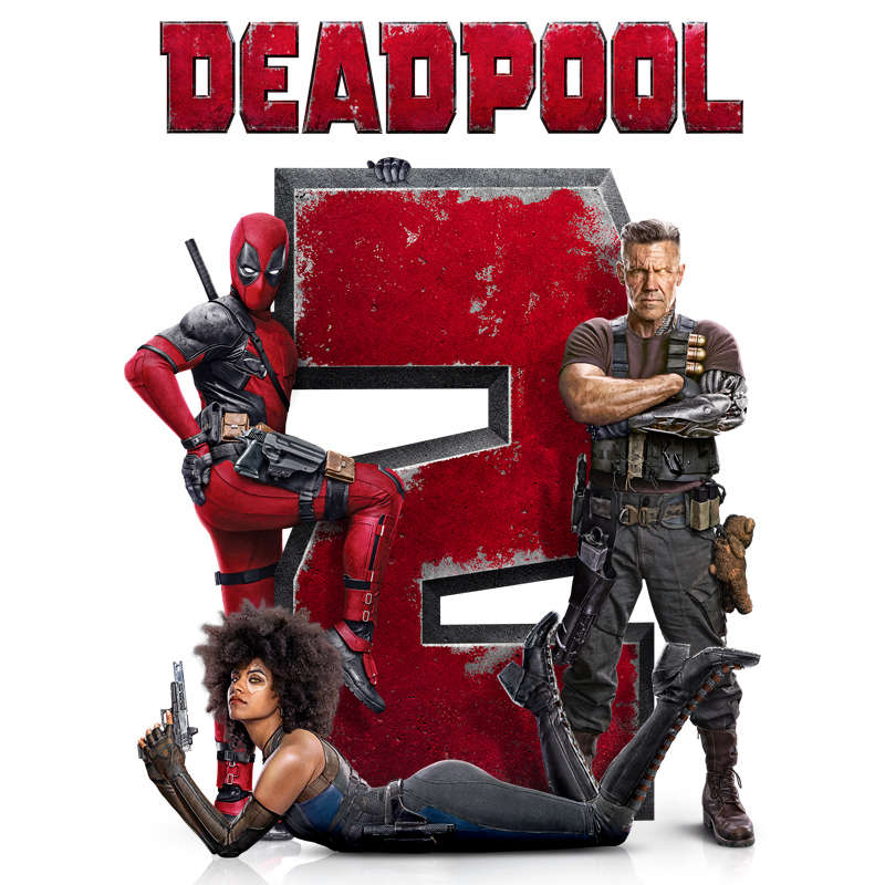 Deadpool 2 2018 Super Duper Cut UNRATED 720p BrRip 2CH x265 HEVC-PSA
