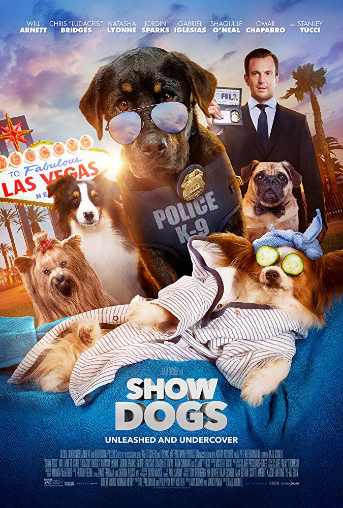 Show Dogs (2018) HDRip XviD AC3-EVO