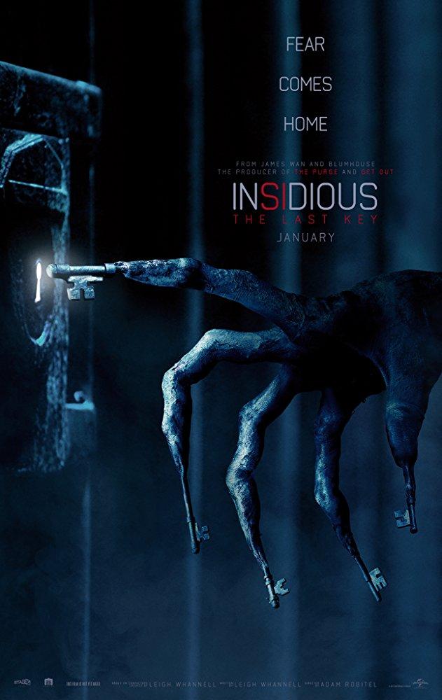 Insidious The Last Key (2018) 1080p Dual Audio Org DD Hindi+Eng 6Ch -~DOOMSDAY~-