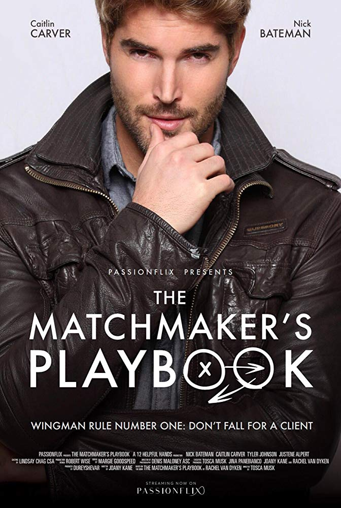 The Matchmakers Playbook 2018 HDRip XviD AC3-EVO