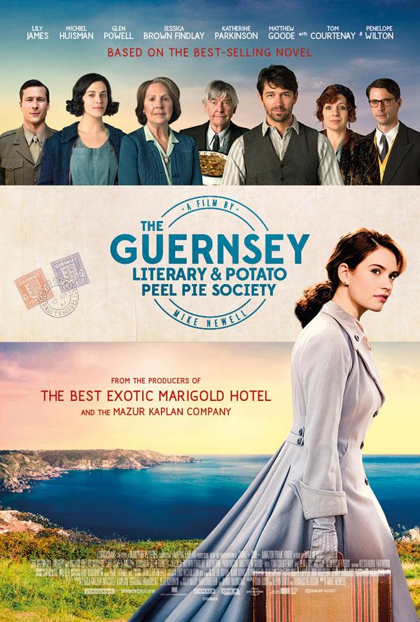 The Guernsey Literary and Potato Peel Pie Society 2018 1080p BluRay X264-AMIABLE