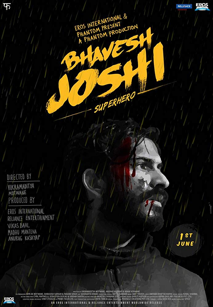 Bhavesh Joshi Superhero (2018) Hindi 720p HDRip x264 AAC - Downloadhub